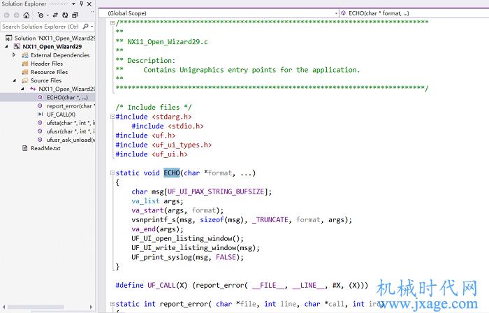 NX二次开发(1):开发环境配置