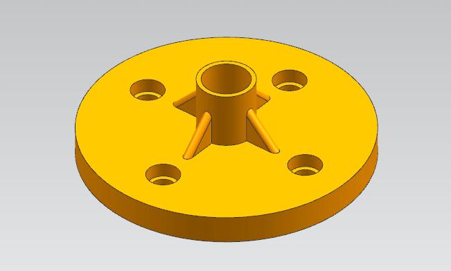 NX建模(18):阵列面的用法